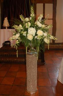 Crystal column hire Bedford