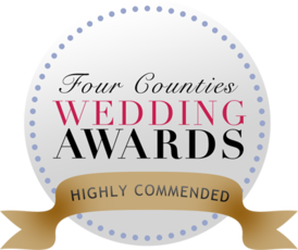 four counties wedding awards bedford