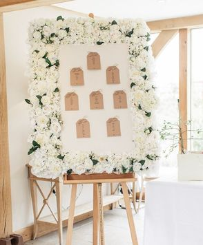 table plan frame bedford