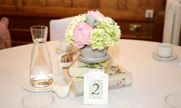Table accessories call us on 01234 851230 to make an appointment to discuss your wedding requirements junglespirit Choice Image
