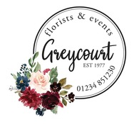 greycourt florists new logo