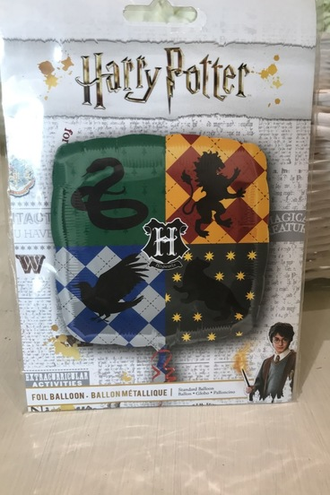 harry potter helium balloon bedford
