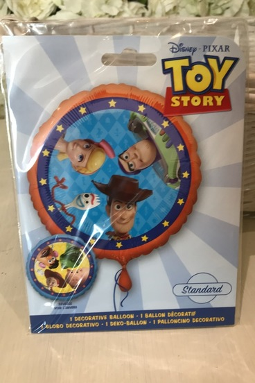 toy story helium balloon bedford